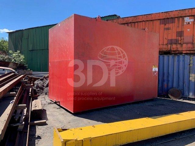 main image of 38000 litre bunded diesel storage tank