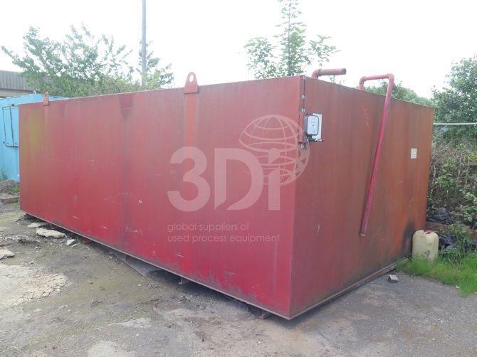image of 35000 litre bunded diesel storage tank #2433a