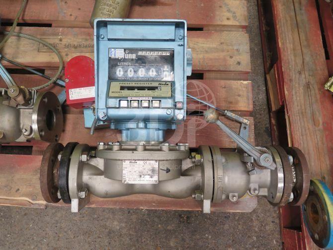 image of neptune type mp flowmeter
