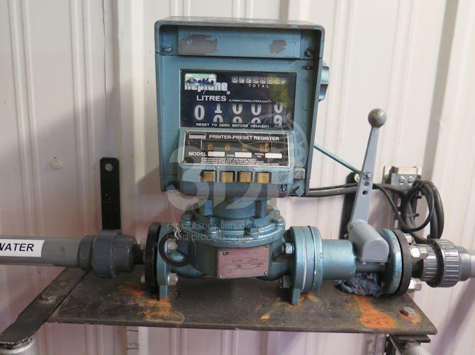 image of neptune flowmeter type mp