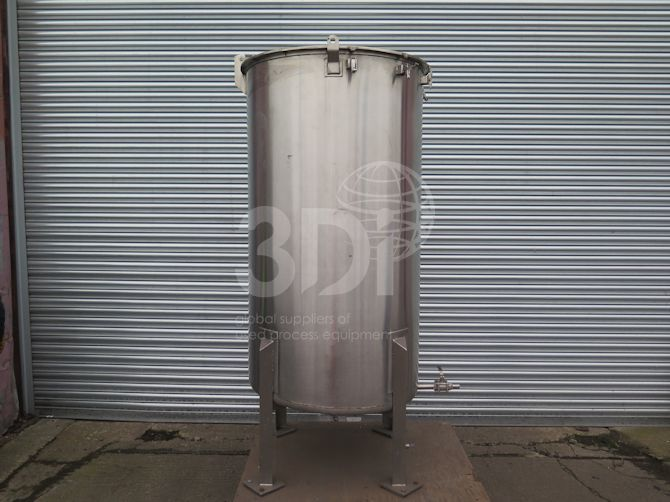 main image of 1000 litre vestec moritz storage tank #2505a