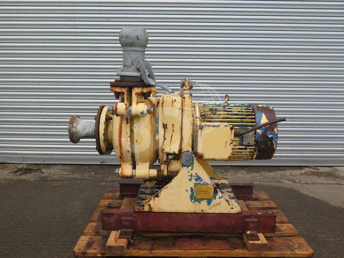 main image of warman centrifugal slurry pump type 4.3 smah #864