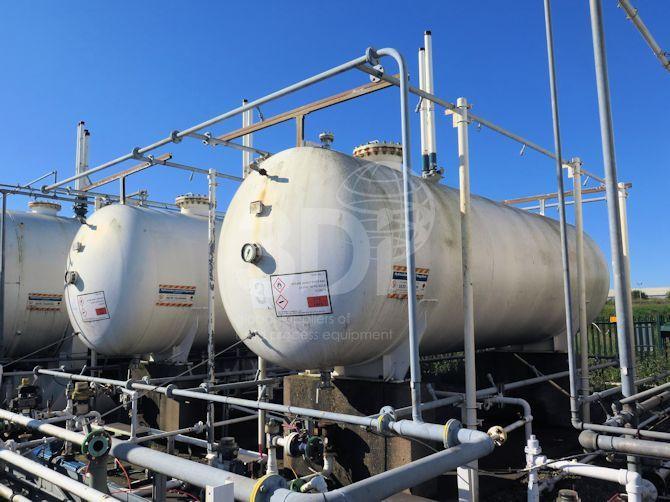 main image of 12 tonne lpg storage vessel stock 2447b