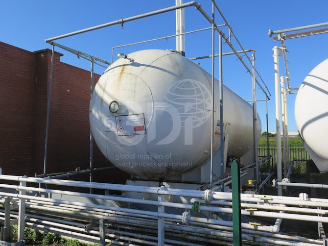 main image of a 30 tonne lpg storage tank stock 2446c