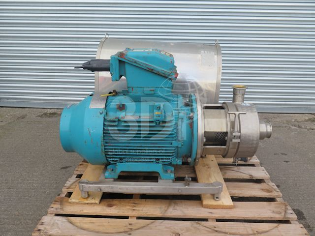 image of a mdm centrifugal pump model 3d6a30k stock 1677a