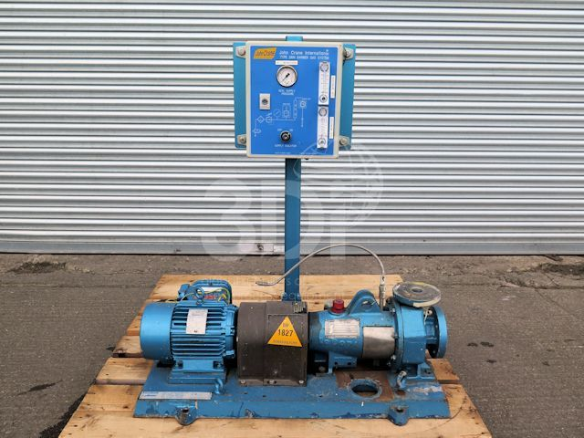 image of labour centrifugal pump model eo 50-32-125 stock 1473a
