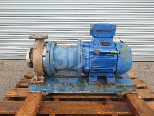 image of sterling sihi centrifugal pump model cbe stock 1705a