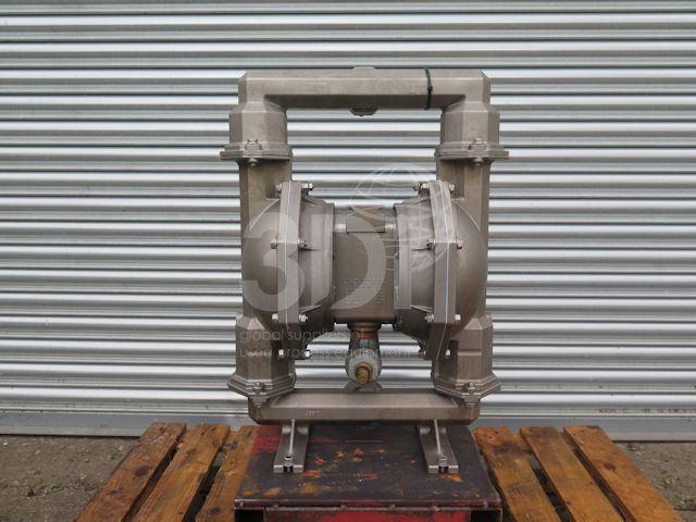 image of aro air diaphragm pump pd20s-bss-stt-b