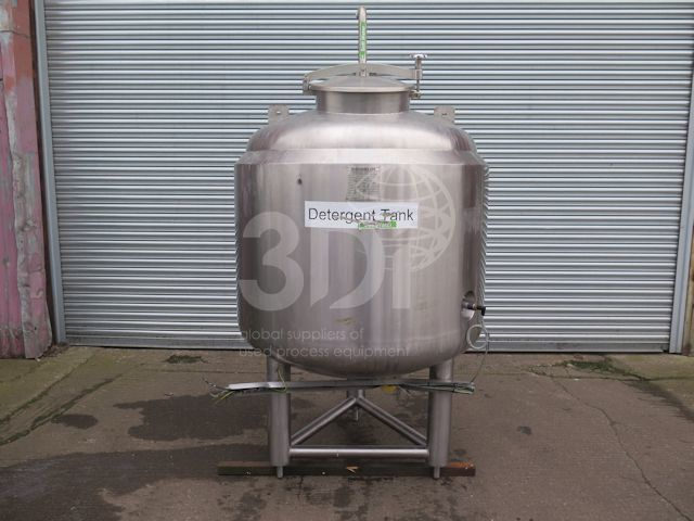 main image of 700 litre stainless storage tank stock 2290a