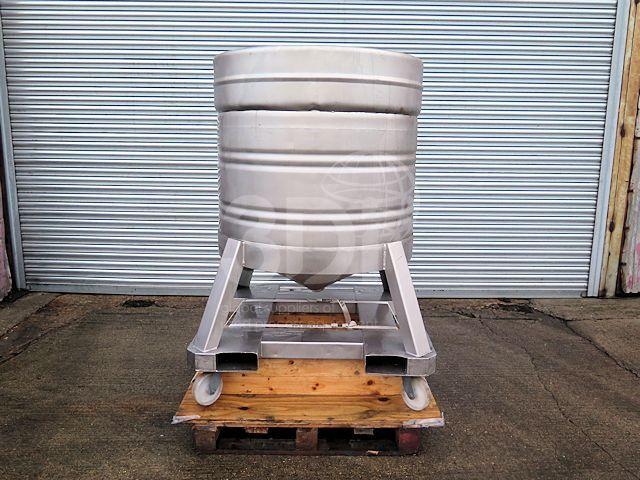 image of a 600 litre thielmann pressure container #2531a