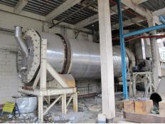 Rotary Louvre Dryer Project