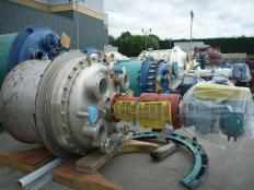 Buying Used Process Equipment