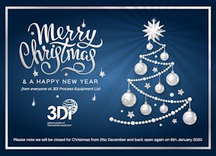 Merry Christmas from 3Di