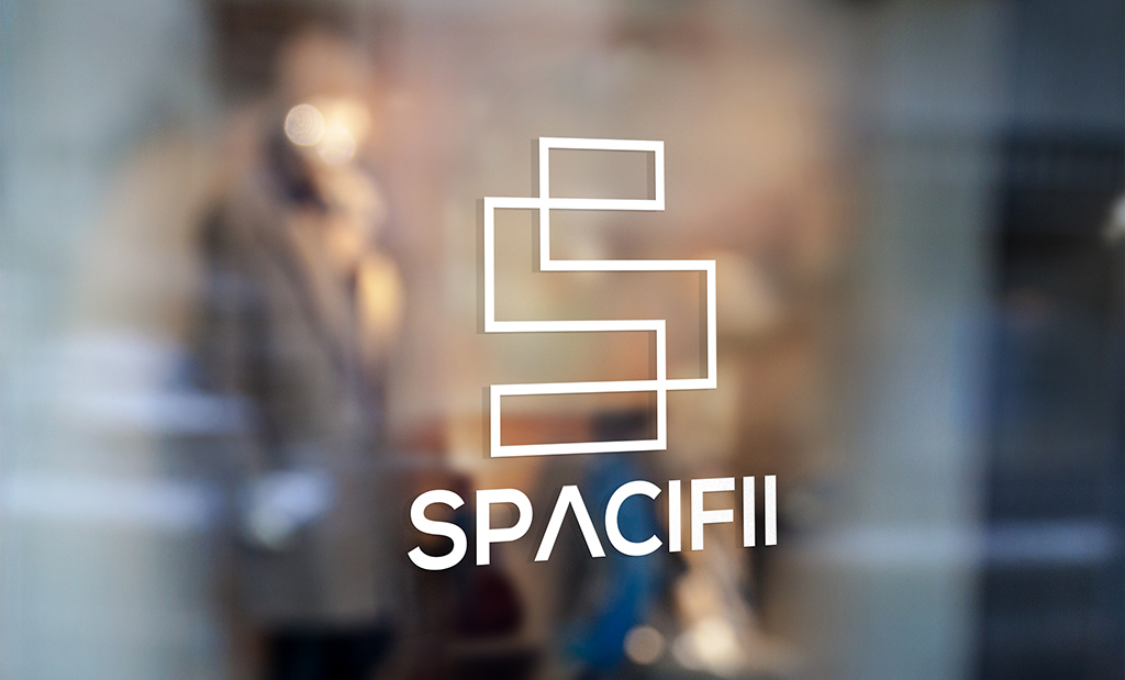 Spacifii 3D Logo