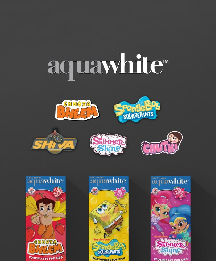 Aquawhite Header