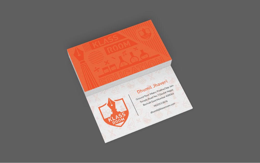 Klassroom Business Card