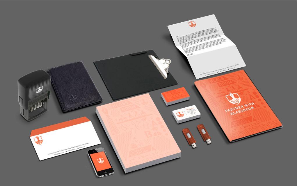 Klassroom Accessories Design