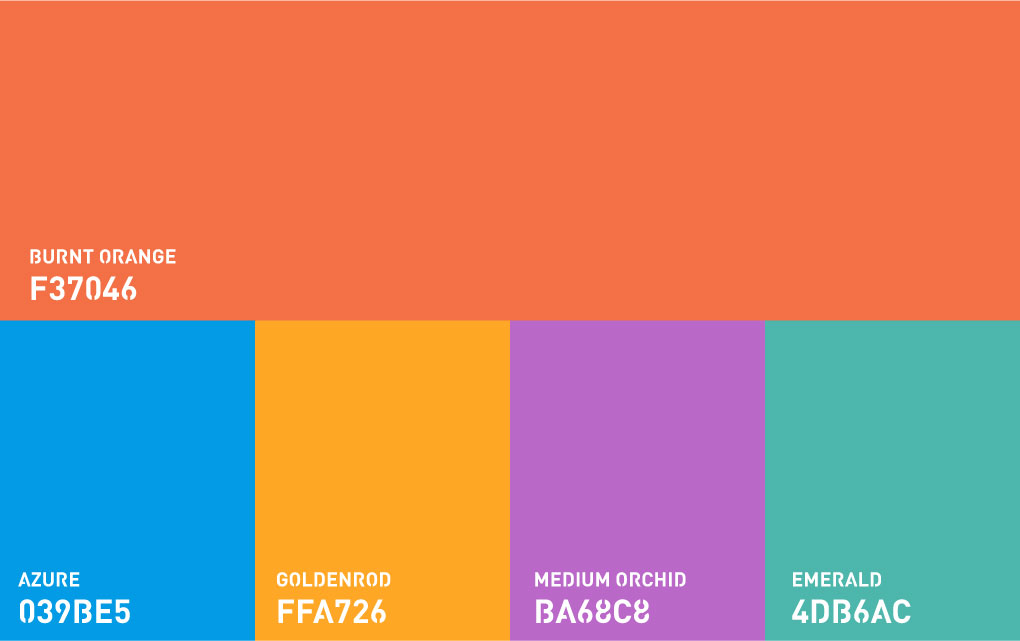 Klassroom Color Schemes