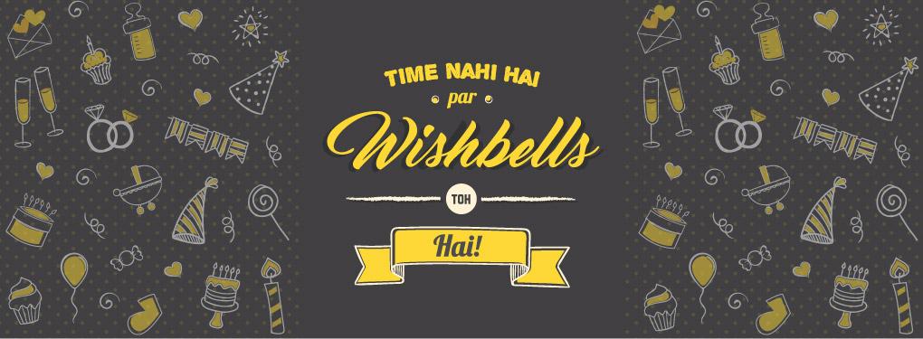 Wishbells Banner Design