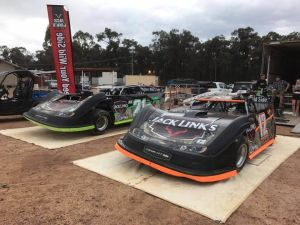 Let's talk late model racing