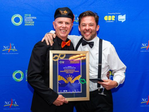 Canberra Tourism Awards