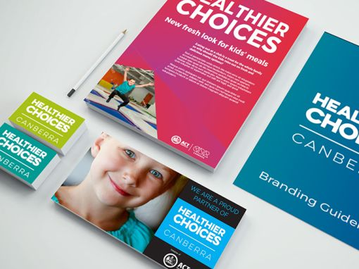 Healthier Choices Canberra Brand