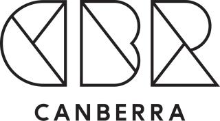 Brand Canberra logo