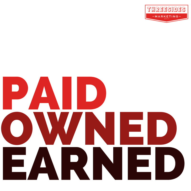 Paid, Owned and Earned Media Mix – what it is and why it matters