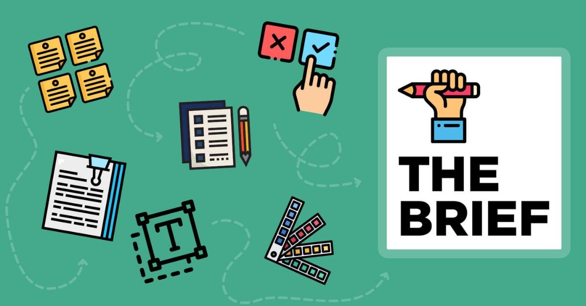 Design Brief 101 – the brief, in brief