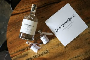 Event Product Launch Photography Underground Spirits - InterNational Gin Day at Bar Roachford