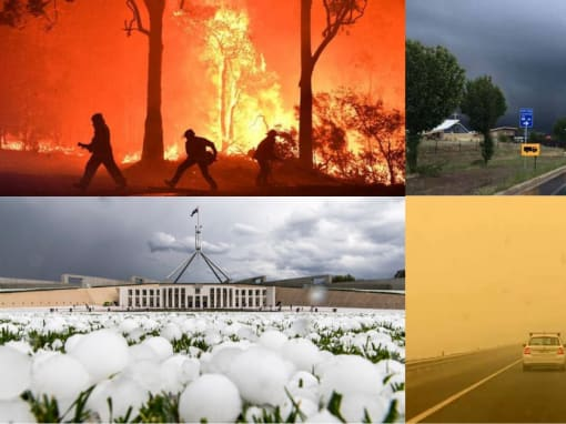 The role of Marketing during natural disasters