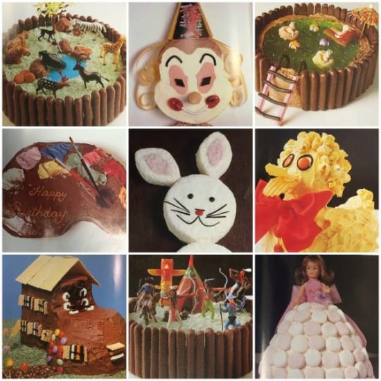 Photo of Cakes baked from Australian Women's Weekly Cookbook