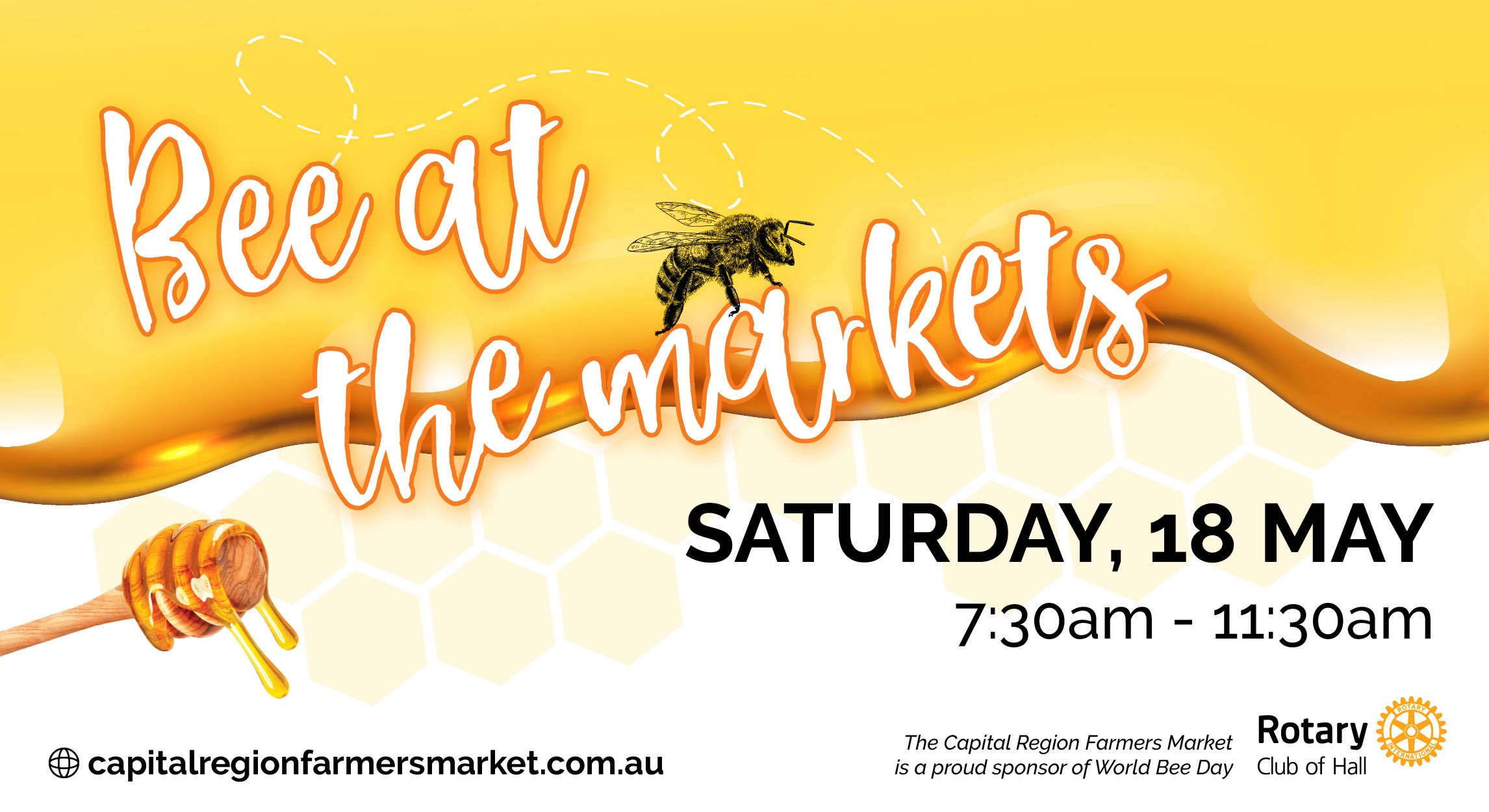 Bee at the Markets