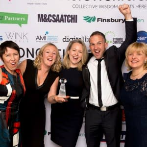 CONTENT MARKETING: The top 7 things you can learn from our national award winning campaign.