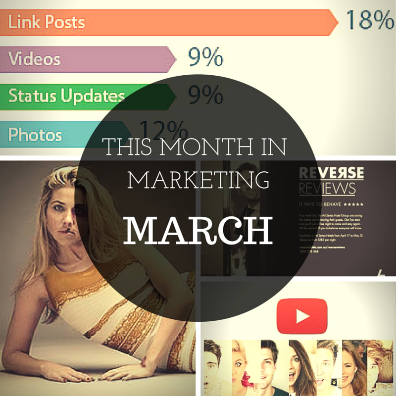 This Month in Marketing: March 2015