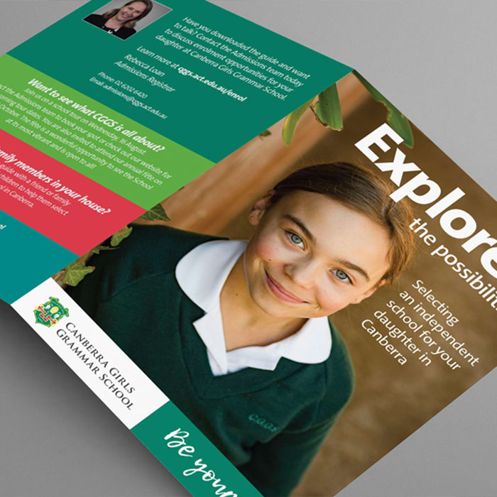 Canberra Girls Grammar School Brochure