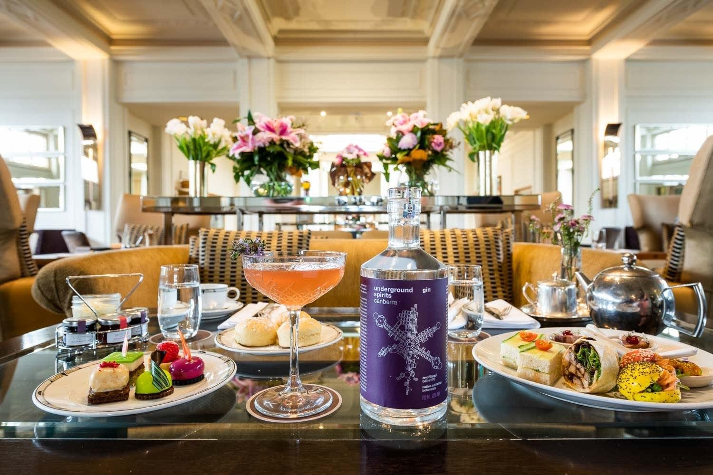 Underground Spirits Hyatt Hotel Canberra - Tipple and Tea