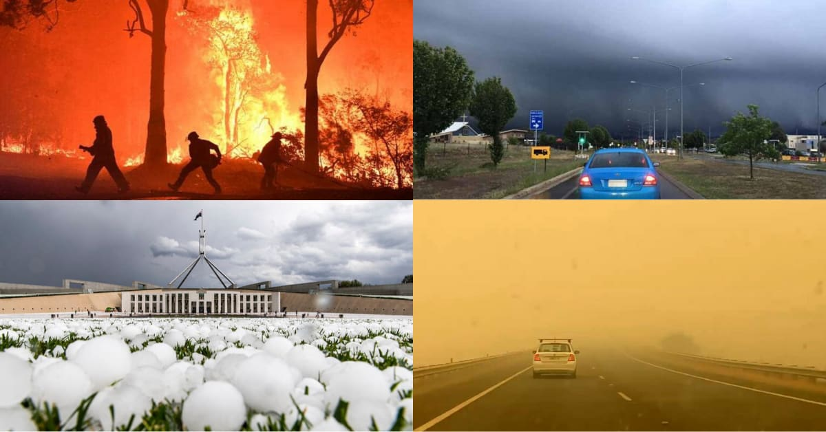 The role of Marketing during and post natural disasters