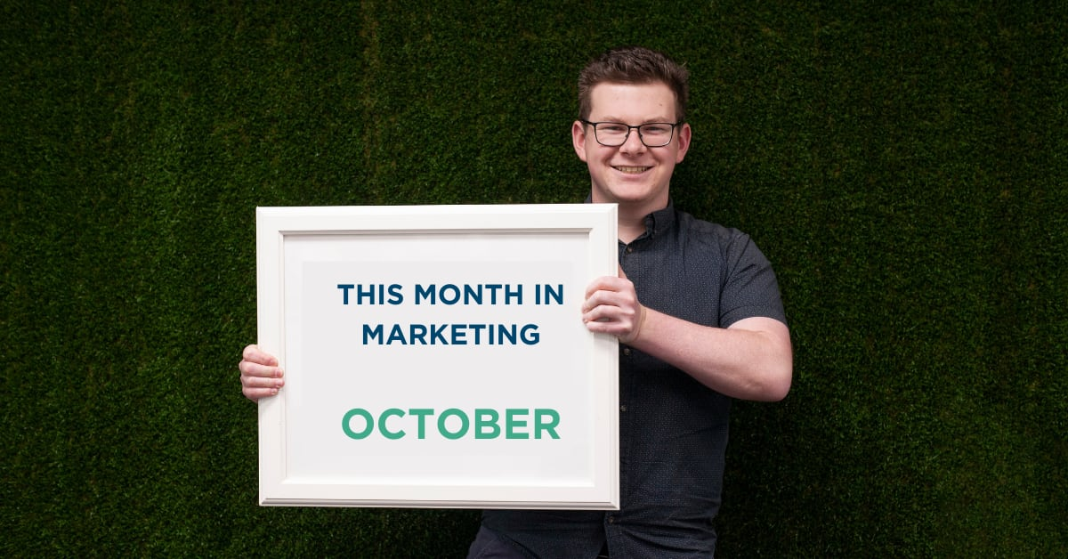This Month in Marketing: October 2019