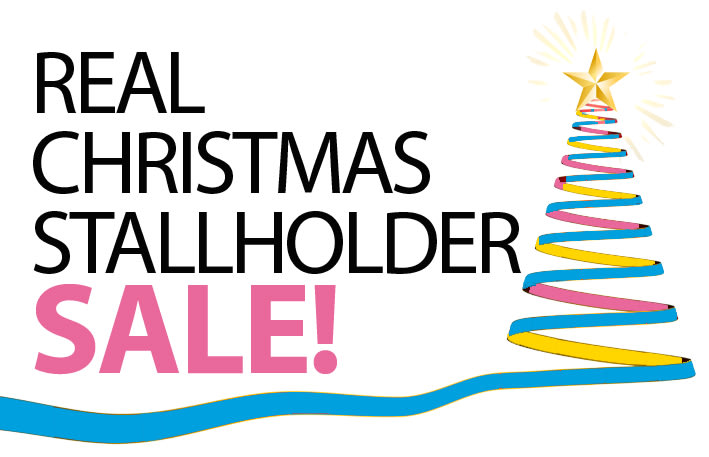 First ever Real Christmas One Day Only Sale