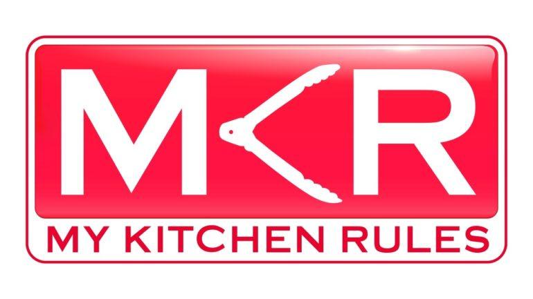 OBDM - My Kitchen Rules Logo