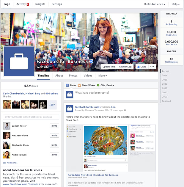 A new Facebook layout too?