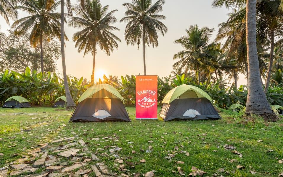 Lakeside Camping in Kanva Image