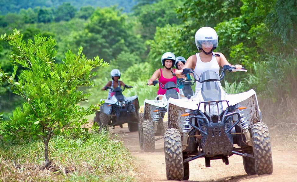Phuket Paradise ATV Adventure Image