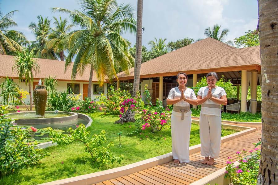 Reethi Faru Resort Image