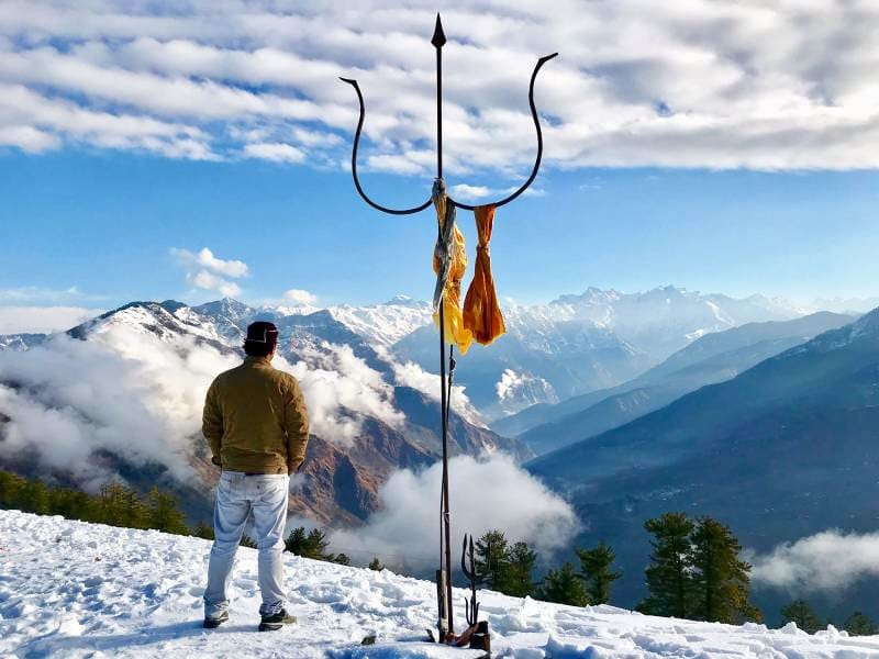 Bijli Mahadev Trek Image