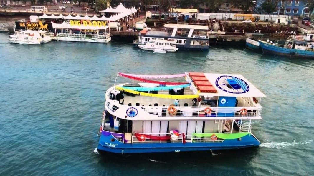 Dinner Cruise in Goa Image