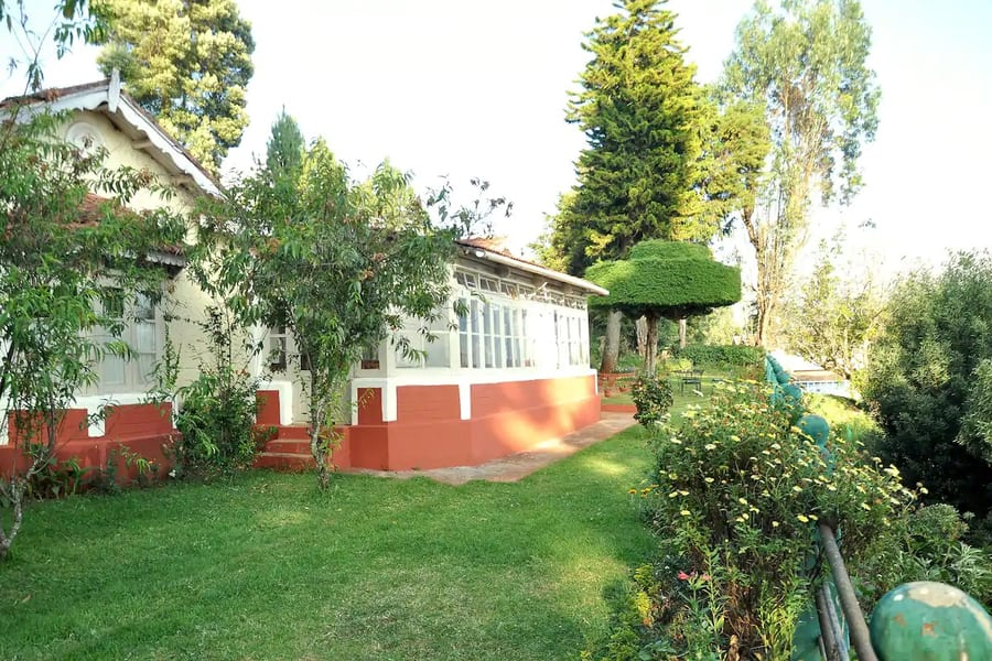 Stay in a Heritage Colonial Bungalow in Ooty Image