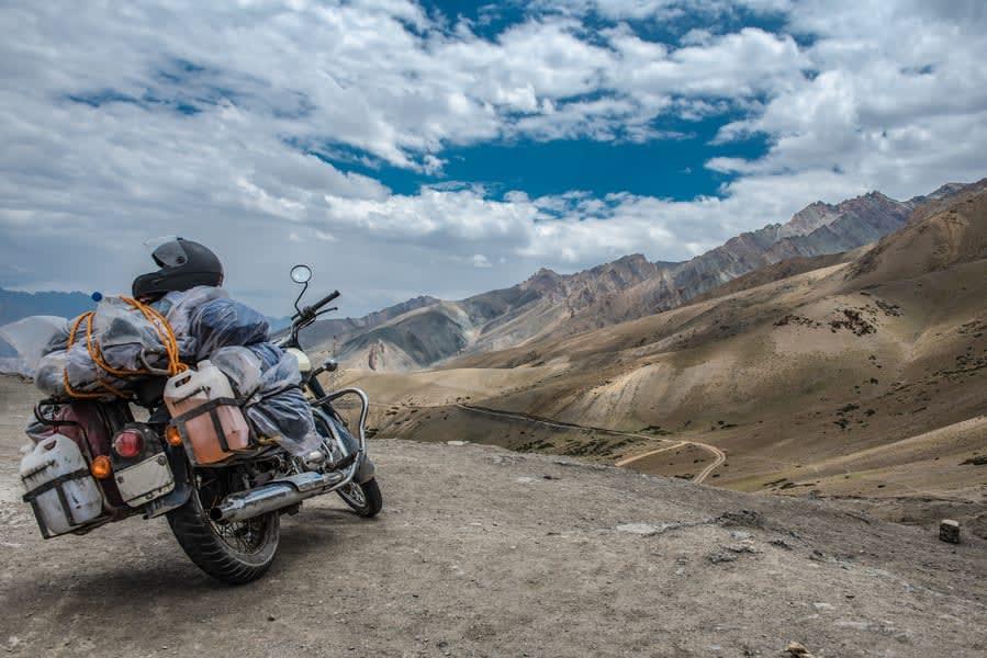 Srinagar Leh Manali Delhi Bike Tour Image