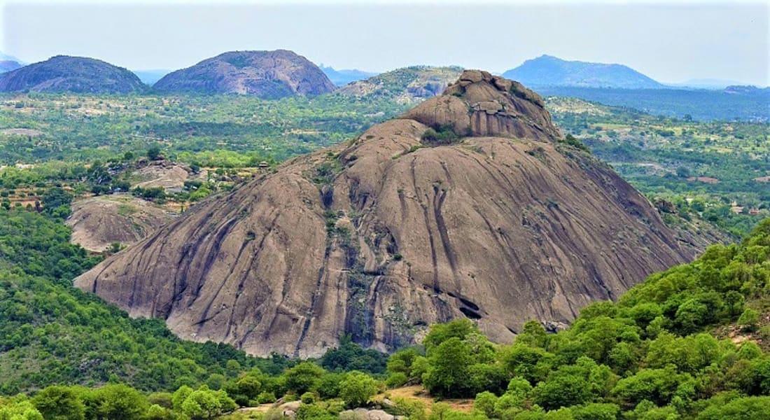 Ramanagara Trek Image